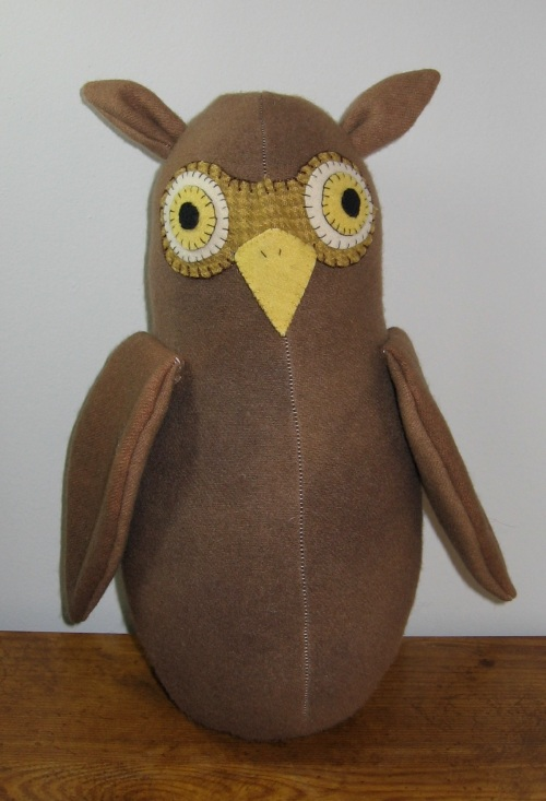 Wool Hootie Owl