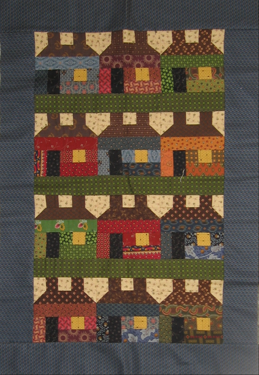 Little Houses Quilt
