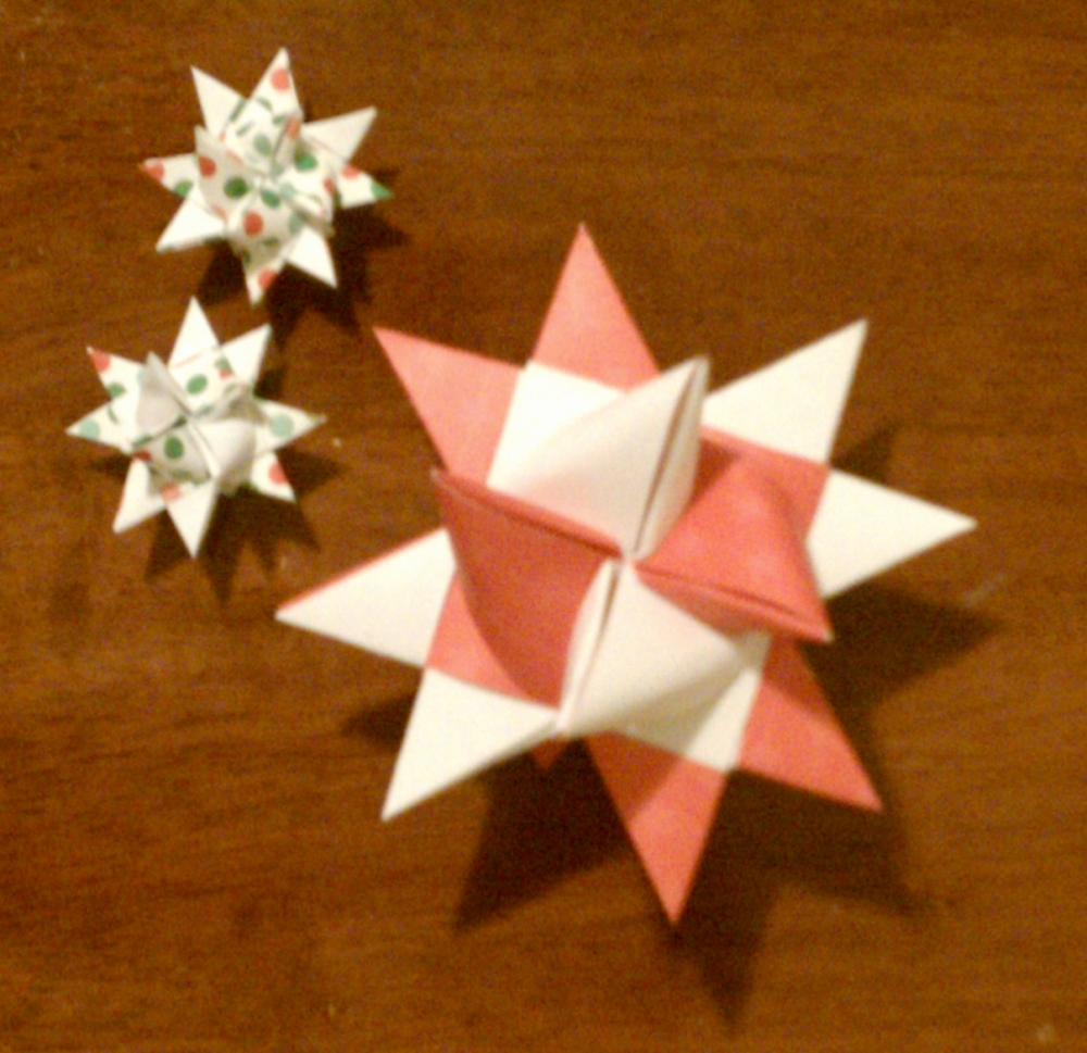 Moravian Stars - Tutorial (4/4)