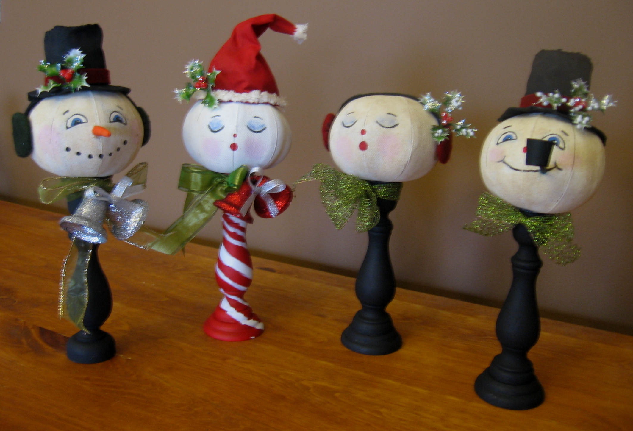 Snowman family make dos keep it thimble for How to paint snowmen