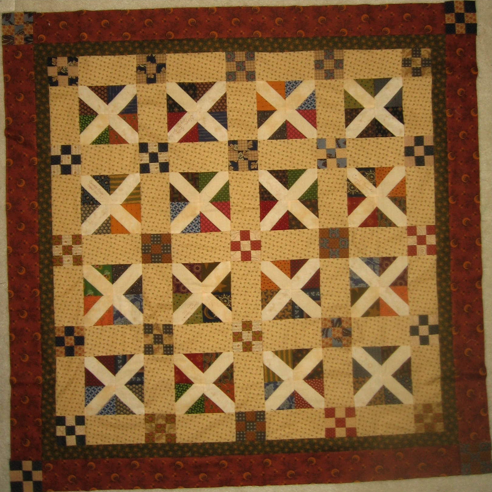 Signature Quilts on Pinterest Wedding Quilts, Quilts and Guestbook