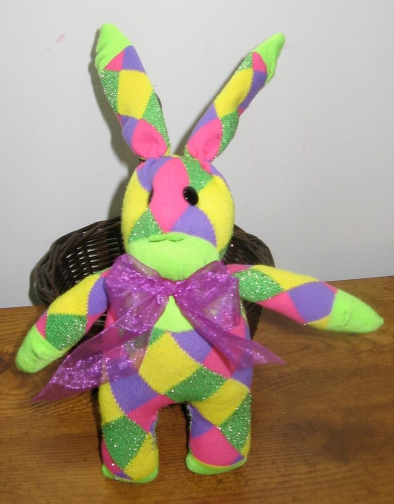 Tutorial - Sock Rabbit (aka Sock Bunny) (1/6)