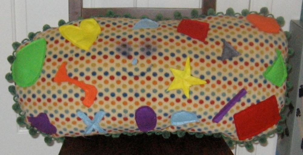 Tutorial - Sew a Stuffed Paramecium Toy (4/4)