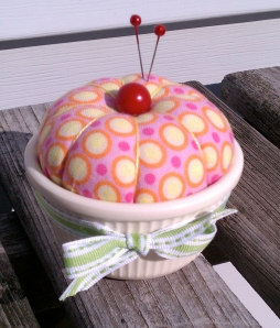 Figure 6 - Finished Cupcake