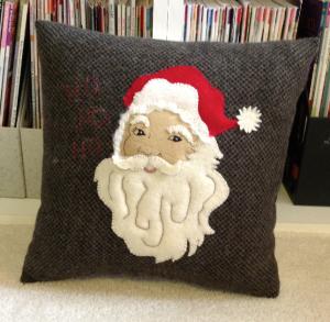 Ho ho ho! Santa Claus Pillow