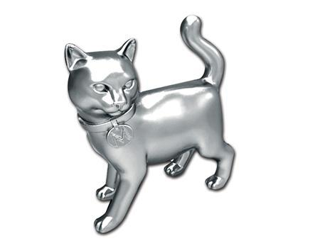 Hasbro Inc handout image shows the new cat token for Monopoly
